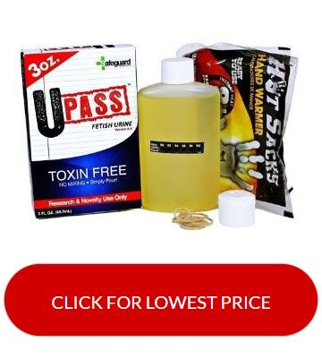 Our UPass Synthetic Urine Review: Can You Trust it to Work