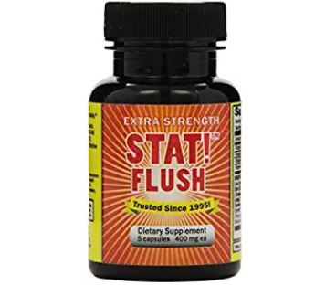 stat flush pills