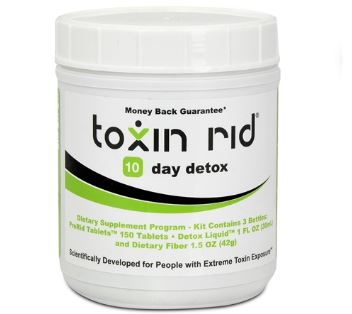 toxin rid detox pill for drug test
