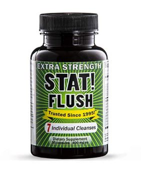 Stat Flush Value Size Emergency Detox Pills