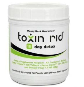 10-day toxin rid detox