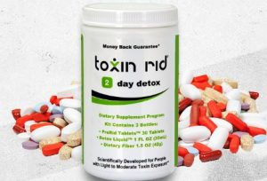 2-day toxin rid detox package