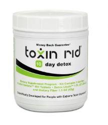 Toxin Rid THC Detox Pill