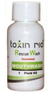Toxin Rid Rescue Mouthwash