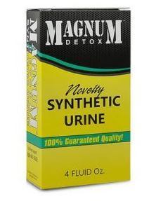 1 pack magnum detox synthetic pee